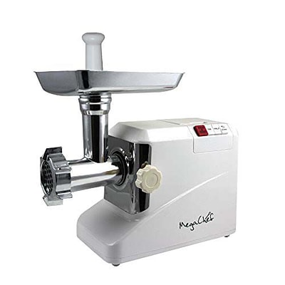 Mega Chef Automatic Meat Grinder, 1800 W (93596262M)