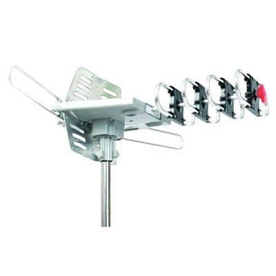 Supersonic® Digital Amplified Motorized Rotating Antenna for 2 x HDTV (SC-613)