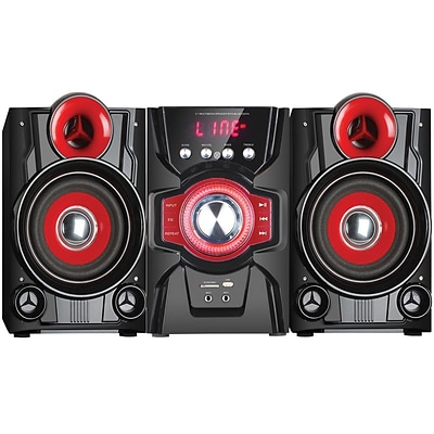 Technical Pro 2.1 Channel Stereo Mini Speaker System with Karaoke Function (MS500BT)