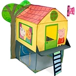 Playhut Peppa Pig Tree House Play Tent