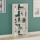 Altra Transform Expandable Bookcase; White (9645015PCOM)