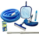 Swim Time™ Standard Pool Maintenance Kit For Above-Ground Pools, Blue