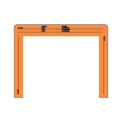 IFS 28-lb. Econ File Envelope; Orange