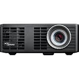 OPTOMA ML550 Optoma WxGA 500 Lumen 3D Ready Portable DLP LED Projector