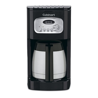 Refurbished Cuisinart DCC-1150BKFR 10-Cup Thermal Coffee Maker; Black