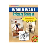 Primary Sources, World War I