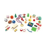 Language Object Sets, Sports & Toys