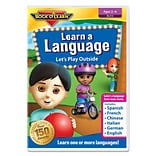 Rock N Learn® Learn a Language DVD, Lets Play Outside