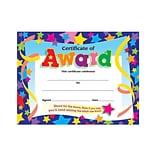 Certificates and Awards, Trend® Star Certificates