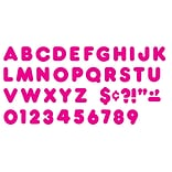 Trend Casual Deep Pink 4 Ready Letters