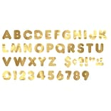Metallic Gold 2 Casual Ready Letters®