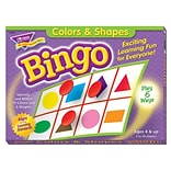 Trend® Colors & Shapes Bingo Game