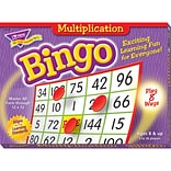 Trend® Multiplication Bingo Games