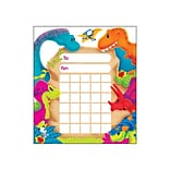 Dino-Mite Pals™ Incentive Chart Pad