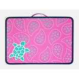 Three Cheers For Girls! Turtle 17 Lap Desk