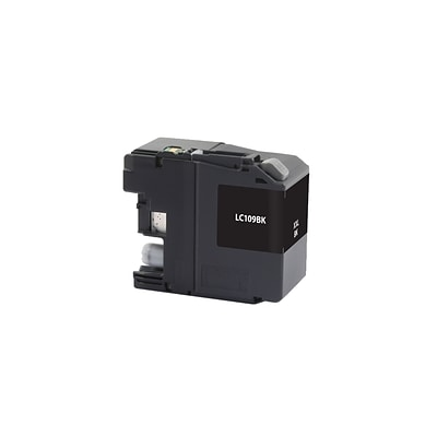 Quill Brand Remanufactured Brother LC109 Inkjet Black (100% Satisfaction Guaranteed)
