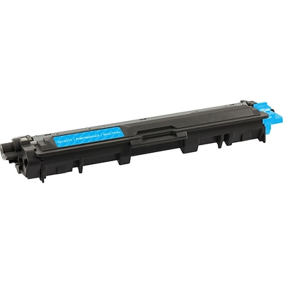 Quill Brand Remanufactured Brother TN221C Laser Cyan (100% Satisfaction Guaranteed)