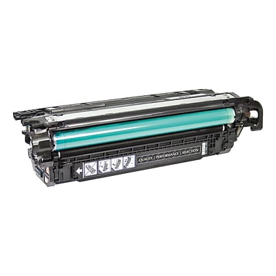 Quill Brand Remanufactured HP 652A Black Standard Laser Toner Cartridge  (CF320A) (100% Satisfaction Guaranteed)