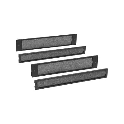 APC® AR4702 Black Dust Filter Pack for NetShelter CX 38U Rack