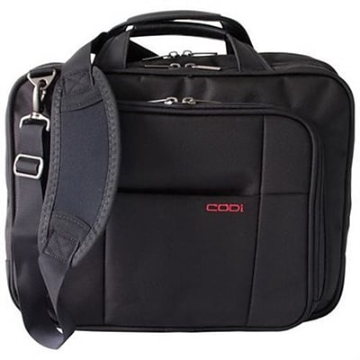 Codi® CK0000168 Riserva Black Carrying Case for 15.6 Notebook