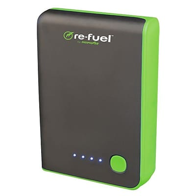 DigiPower® Re-Fuel® The Adventurer Rechargeable Power Bank for USB Device (RFA104)