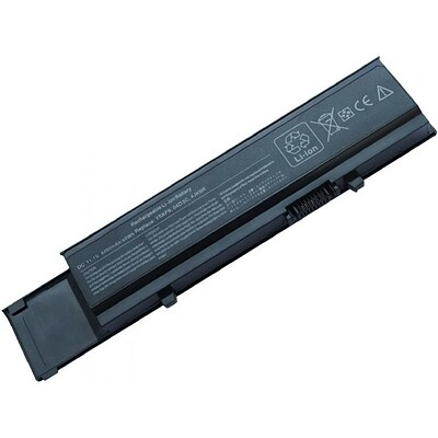 eReplacements Lithium Ion 5200 mAh Battery for E6120/E6220 Notebook, Black (3121381ER)