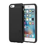 Incipio® DualPro SHINE Dual Layer Protective Case for iPhone 6 Plus/6s Plus, Black (IPH1196BLK)