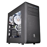 Thermaltake® Core V31 Window Mid-Tower Computer Chassis, Black (CA1C800M1WN00)