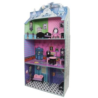 Teamson Kids Monster Mansion Doll House