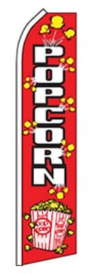 NeoPlex Popcorn Vertical Flag