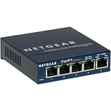 NETGEAR® ProSafe® 5-port Gigabit Switch