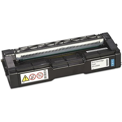Ricoh® Cyan Toner Cartridge, 2300 Yield (407540)