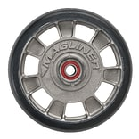 Magliner Mold-On Rubber Hand Truck Wheel w/ Sealed Semi Precision Bearings
