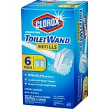 Clorox® Toilet Wand™ Refill 6-Pack