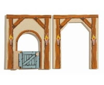 Le Toy Van Edix the Medieval Village