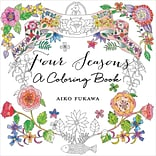 Macmillan Publishers Four Seasons: A Coloring Book, Softcover