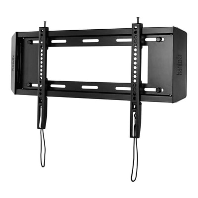 Kanto Fixed Wall Mount for 23 - 37 TV, Black
