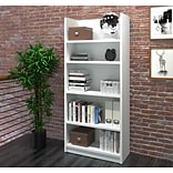 Pro-Linea Bookcase in White