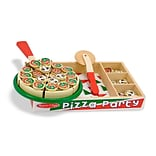 Melissa & Doug® Wooden Pizza Party Set