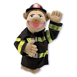 Melissa & Doug® People Puppets, Firefighter