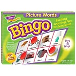 TREND enterprises, Inc. Picture Words Bingo Game (T-6063)