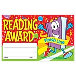 Trend Reading Award Finish Line Recognition Awards, 30 CT (T-81024)