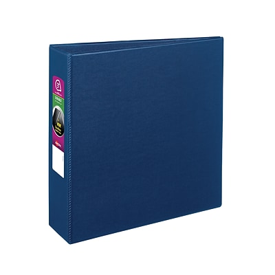 Avery® Durable Slant Ring Reference Binder, Blue