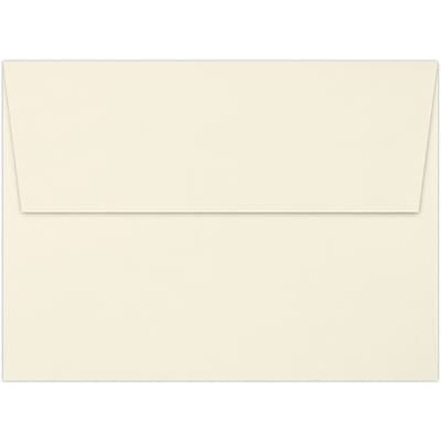 LUX A7 Invitation Envelopes (5 1/4 x 7 1/4) 50/Box, Natural - 100% Recycled (4880-NPC-50)