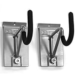 Proslat Heavy Duty U Shape Bike Slatwall Hooks (Set of 2)