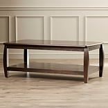 Charlton Home Leroy Coffee Table in Cappucino