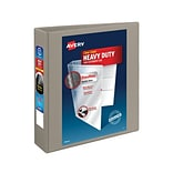 Avery® Heavy-Duty View Binders with One Touch™ EZD® Rings; 2, Sand
