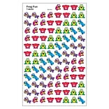 Trend Frog Fun superShapes Stickers, 800 CT (T-46035)