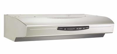 Broan 42'' 430 Cfm Convertible Under Cabinet Range Hood; Stainless Steel