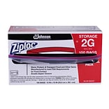 Ziploc® 2 Gallon Storage Bags Commercial 100 CT
